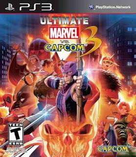 ULTIMATE MARVEL VS CAPCOM 3 PS3 TORRENT