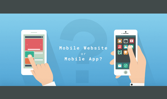 How to Choose between Mobile Website and Mobile App