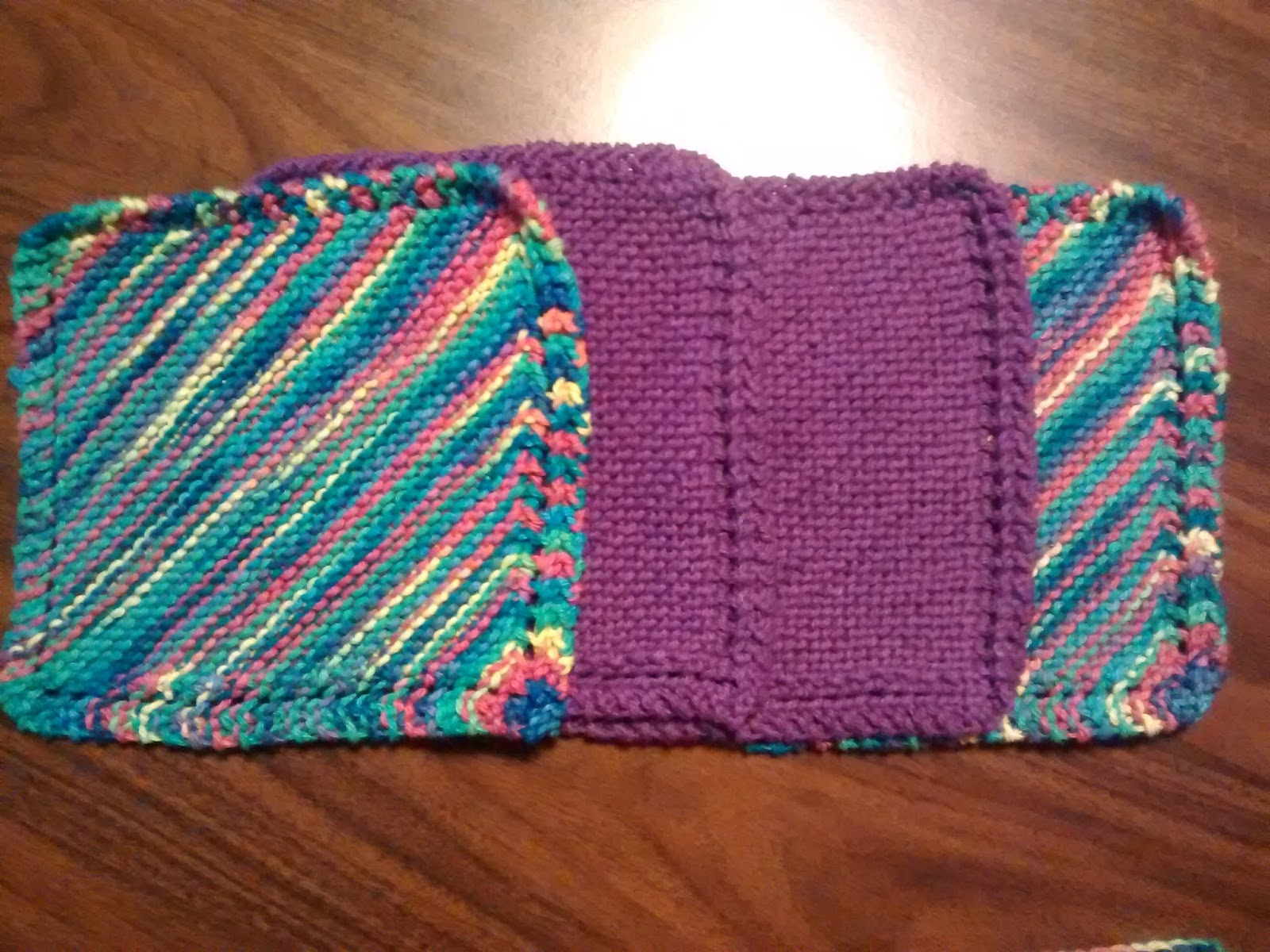 Homemade Crafts by Jen: Knitting Pattern: Grammy\'s Favorite ...