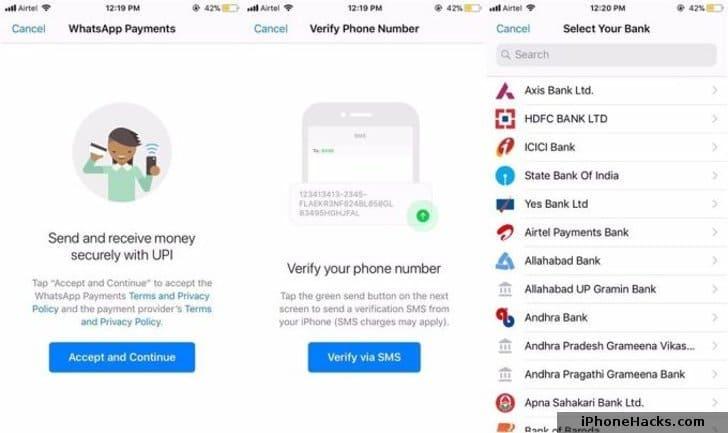 cara-menggunakan-menu-whatsapp-payment