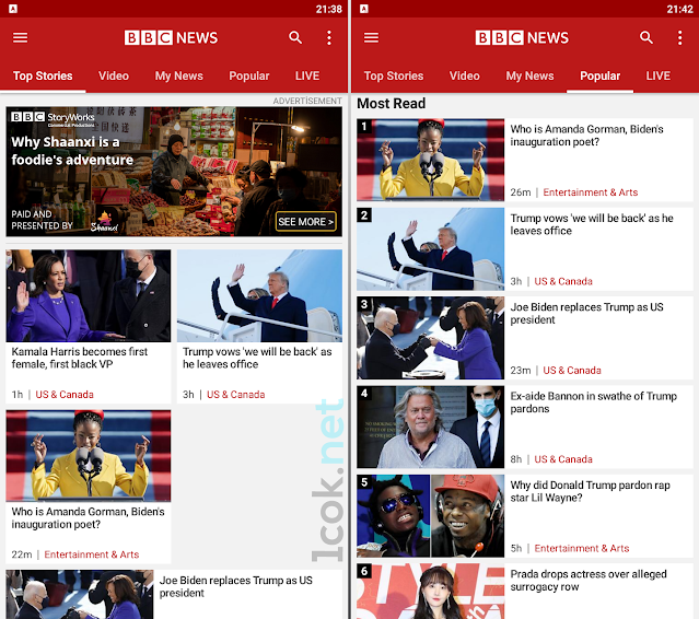 The best news apps - bbc
