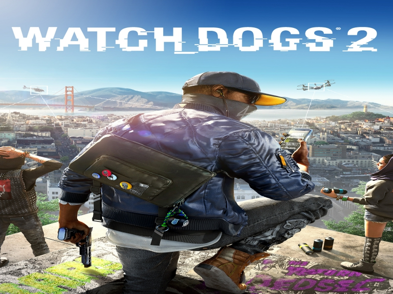 Download Watch Dogs 2 Game PC Free on Windows 7,8,10