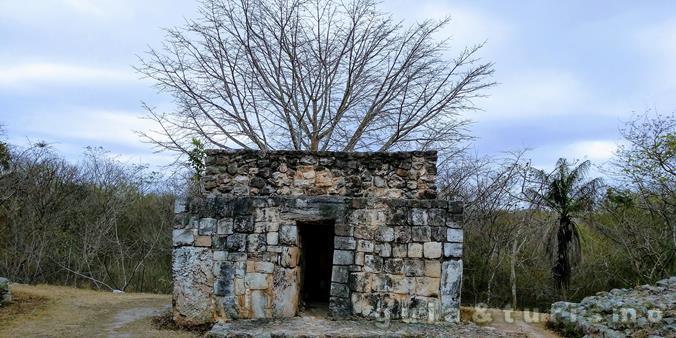 Ek Balam, ruinas de um reino Maya