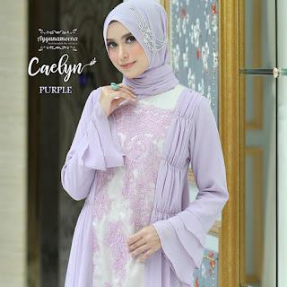 Ayyanameena Caelyn Purple