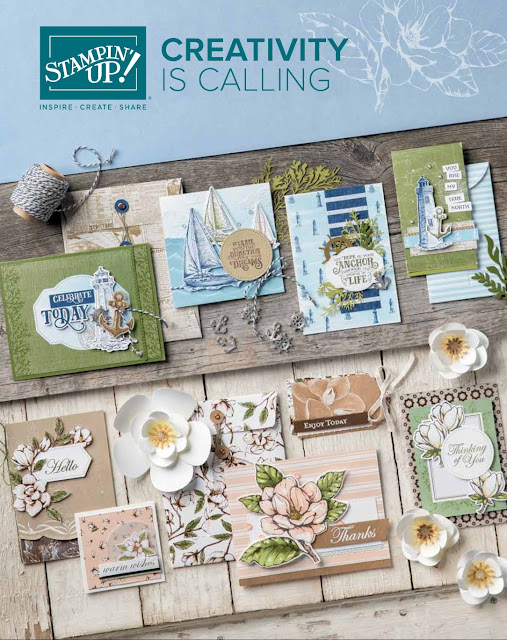 Stampin' Up! Annual catalogue Paper Daisy Crafting