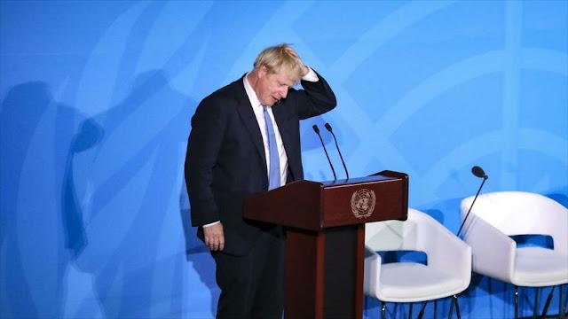 Johnson llama a elecciones tras revés de Corte Suprema británica