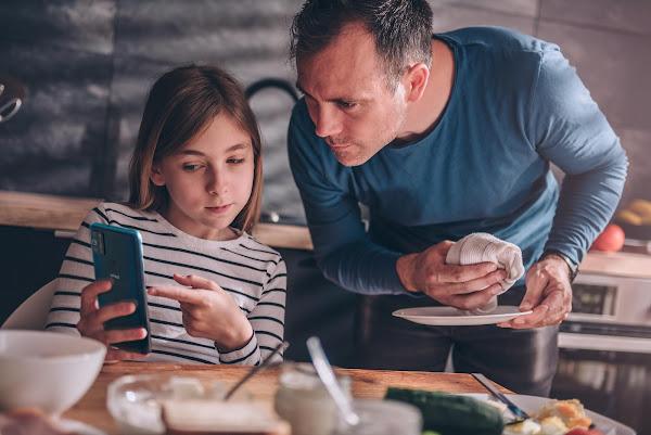 WIKO traz-te os cinco benefícios em crianças usarem smartphones