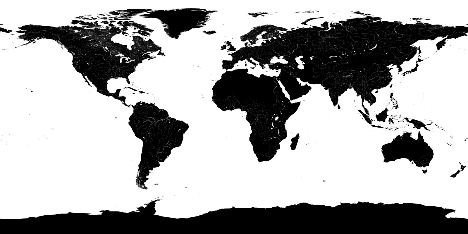 master maps: Creating a WebGL Earth with three js