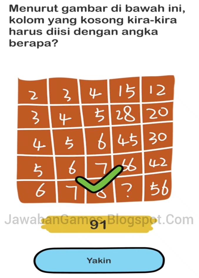 Menurut Gambar Di Bawah Ini : menurut, gambar, bawah, Brain, Level, Menurut, Gambar, Bawah, Kolom, Kosong, Kira-Kira, Harus, Diisi, Dengan, Angka, Berapa?, (Terbaru, 2021)