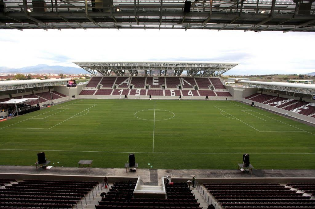 Τέλος Οκτωβρίου θα είναι έτοιμος ο χλοοτάπητας στο ΑΕL FC Arena