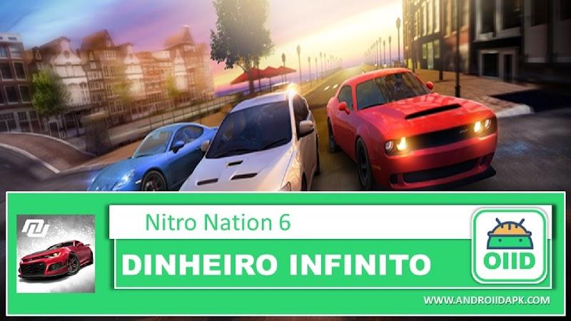 NITRO NATION™ 6 – APK MOD HACK – Dinheiro Infinito
