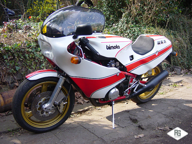 Bimota HB2 Specification