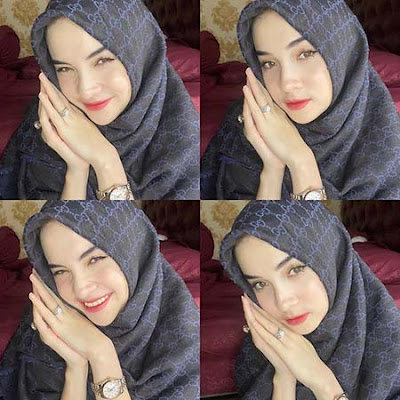Elina Joerg Pakai Jilbab