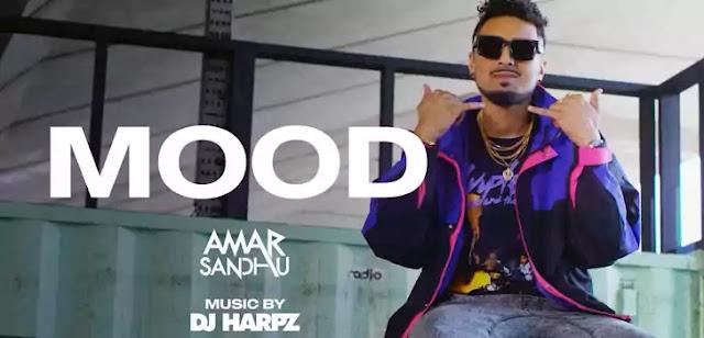 MOOD LYRICS – AMAR SANDHU | NewLyricsMedia.Com