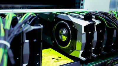 Nvidia может возобновить выпуск видеокарт для майнинга криптовалют