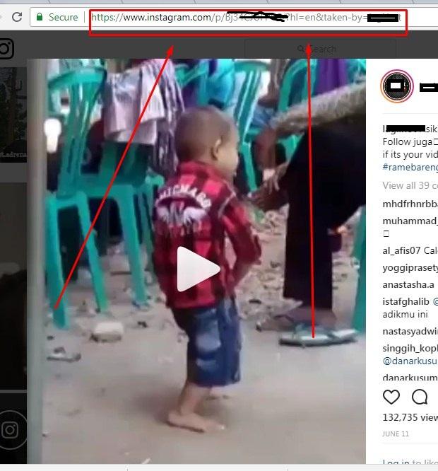 Cara Download Video di Instagram Tanpa Aplikasi Lewat Downloadvideosfrom.com 2019