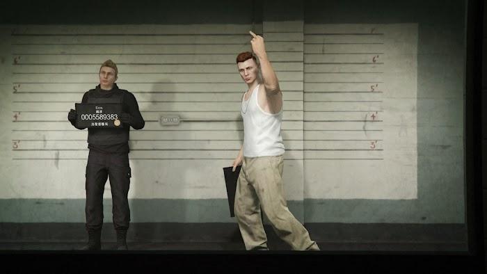 俠盜獵車手 5 (GTA 5) online無限次數重新捏人的方法   娛樂計程車
