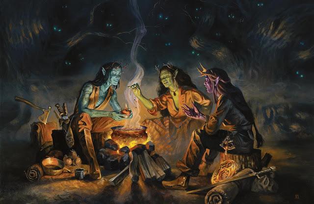 Reseña D&D - Van Richten's Guide to Ravenloft - Sagas