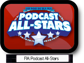 FIA: Podcast All-Star 2015