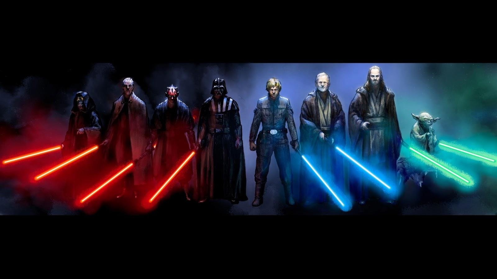 Patada De Caballo: Star Wars
