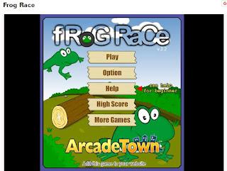 http://www.jogos360.com.br/frog_race.html