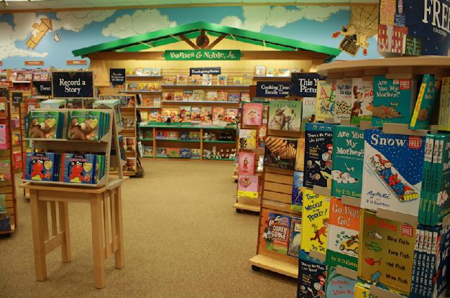 Livraria Barnes and Nobles em Las Vegas