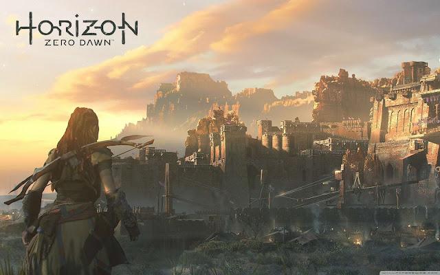 zero horizon dawn