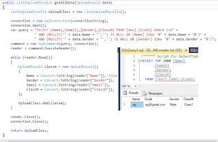 ASP NET MVC DAN SQL SERVER