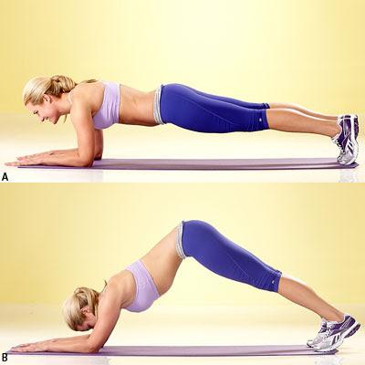 Image result for Inverted V Planks
