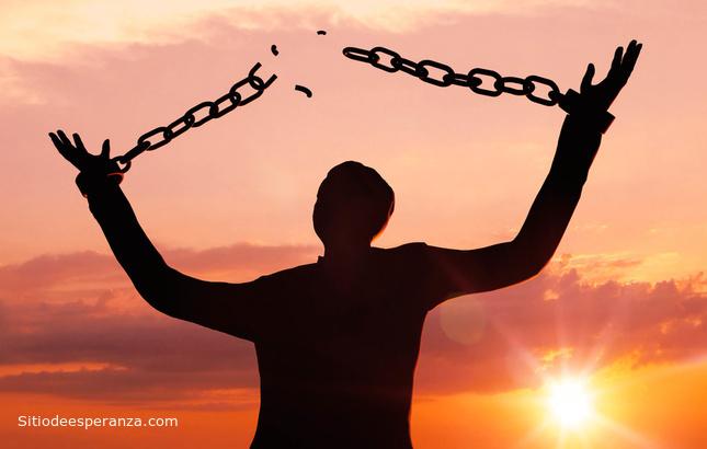Libre de cadenas de la vida