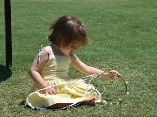 στεφανάκια δώρο καλεσμένων βάπτισης για κοριτσάκια
