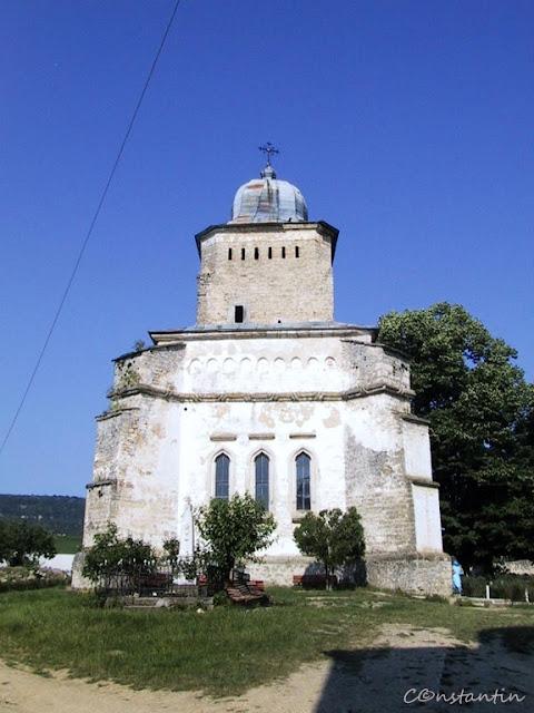 Mănăstirea Bârnova, Iași