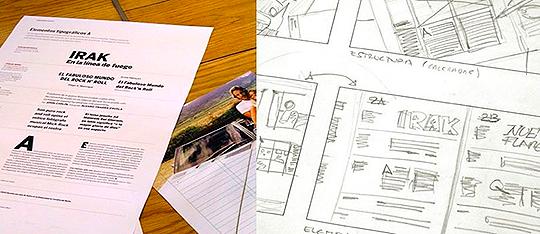 Diseño y construcción de una revista