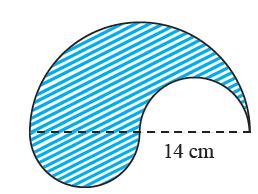 no 2 Soal Esai dan Jawaban Uji Kompetensi 7 Bab Lingkaran Kelas 8