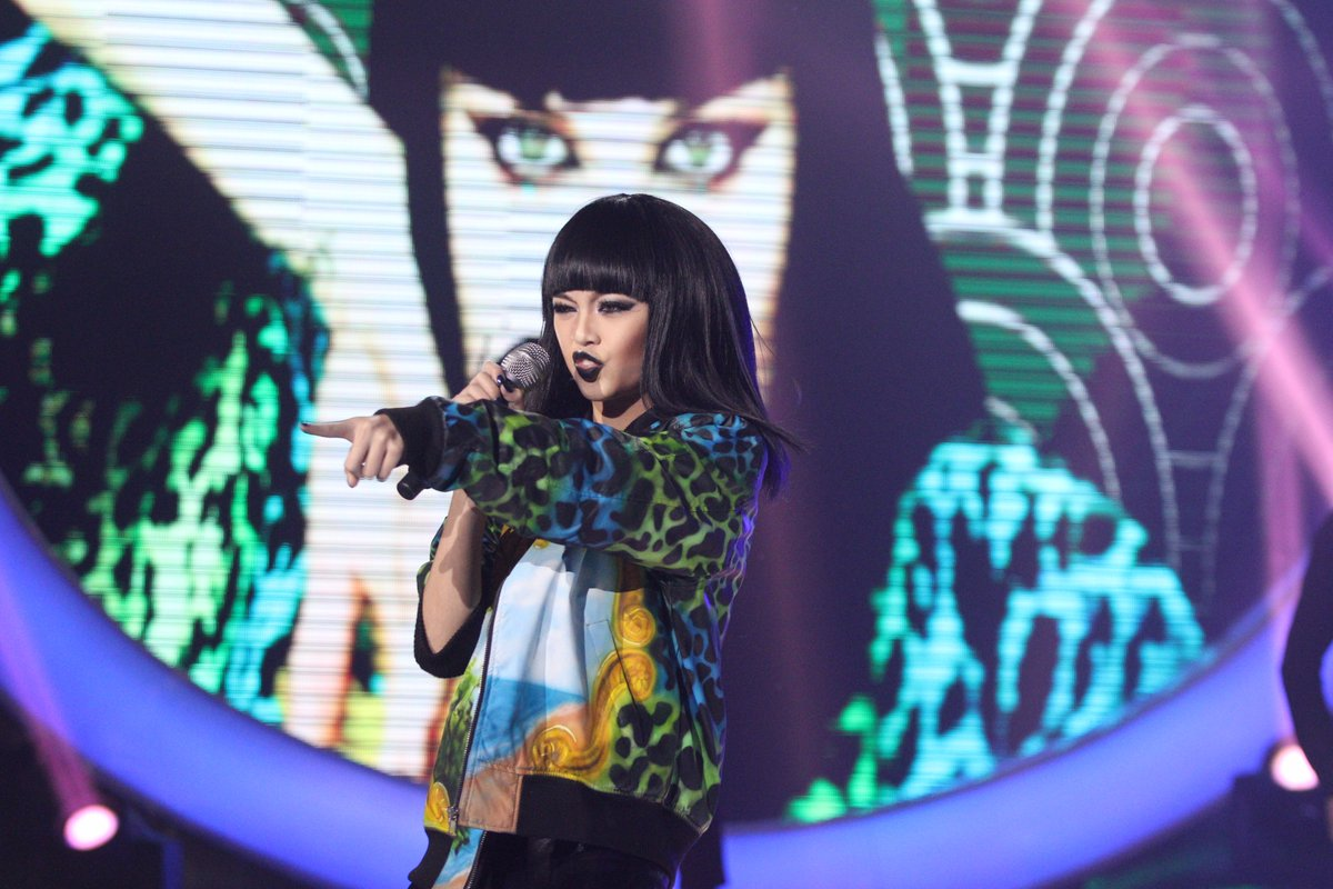 "AC Bonifacio as Jessie J wows judges on ""Your Face Sounds Familiar"""