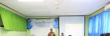 Wali Kota Tarakan Menjadi Pemateri Dalam Latihan Kepemimpinan Mahasiswa Fakultas Perikanan dan Ilmu Kelautan UBT
