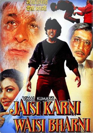 Jaisi Karni Waisi Bharni 1989 Full Hindi Movie Download