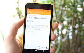 Windows Phone için VLC güncelleme aldı