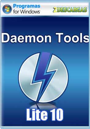 DAEMON Tools Lite 10 (2019) Full Español [MEGA]