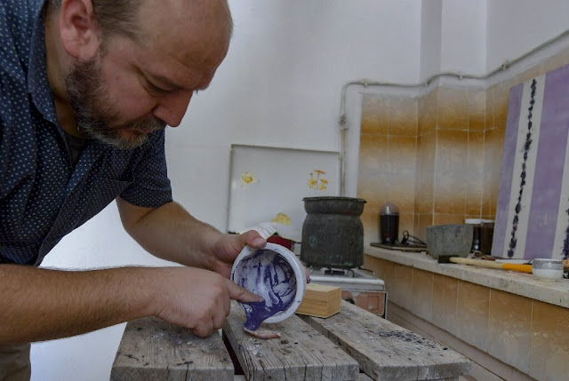 Passion for purple revives ancient dye in Tunisia