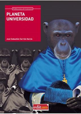 """""""Planeta Universidad"""" - José Sebastián Carrión García"""