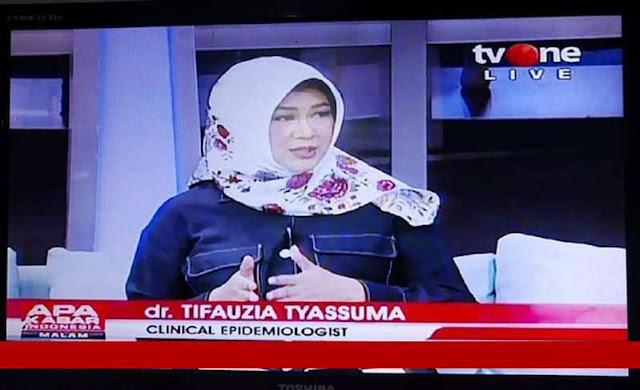 dr.Tifa : Setelah 1000+ Tercapai Ini Yang  kita Lakukan?