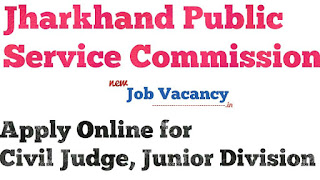 Jharkhand Civil Judge Recruitment