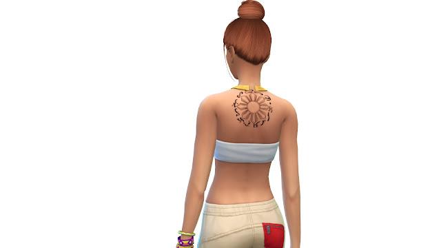 Sims 4 Pinoy Stuff Pack Baybayin Tattoos