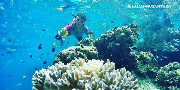 rencana perjalanan paket private trip pulau tidung