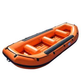 peralatan rafting