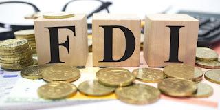 India—5th Largest Recipient of FDI in 2020