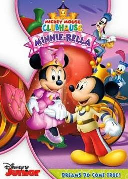 La Casa de Mickey Mouse: Minnie Rella – DVDRIP LATINO