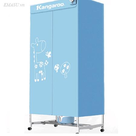 Cửa hàng (đại lý) phân phối và bán tủ (máy) sấy quần áo Kangaroo KG326 cao cấp chính hãng giá rẻ nhất trên thị trường