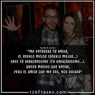 Frases de Sandy & Junior 07